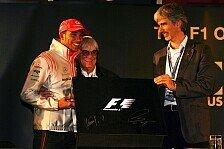 Formel 1 - Kein Designb�ro im Kopf: Hill: Hamilton kann Mercedes-Anf�hrer werden