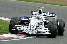 Formel 1 - Viel Arbeit wartet
