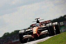 Formel 1 - Eine echte Strecke, nicht nur ein Verkehrs�bungsplatz: Adrian Sutil