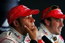 Formel 1 - Der doppelte Fehdehandschuh