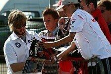 Formel 1 - BMW freut sich auf das Heimrennen: Nur Kubica gelassen