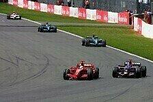 Formel 1 - F�r Massa war Silverstone nur Frustration: Trotz der guten Fahrt