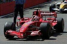 Formel 1 - Auf einmal werden wir wie K�nige gefeiert: Kimi R�ikk�nen wundert sich