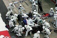Formel 1 - Sonntag: Noch immer die dritte Kraft