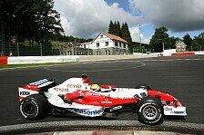 Formel 1 - Lang- oder Kurzzeitged�chtnis: Toyota vor dem Heimrennen
