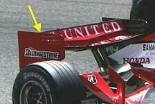 Formel 1 - Bilderserie: Gro�britannien GP - Tech-Update