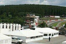 Formel 1 - Willkommen in Belgien!: Belgien GP: Der Donnerstag im Live-Ticker