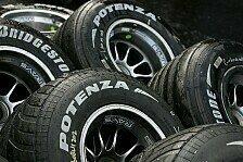 Formel 1 - Mehr Streuung f�r mehr Taktik: Vorschlag f�r die Reifenregel