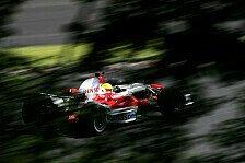 Formel 1 - Von Holz & F�llern: Die Woche in der F1