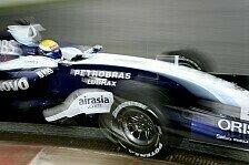 Formel 1 - Jedes halbe Zehntel z�hlt: Williams und die besondere Beziehung zum Ring