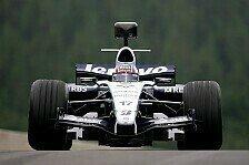 Formel 1 - Mit V8 nicht mehr dasselbe: Wurz hatte nur im Regen Spa�