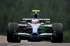 Formel 1 - Nicht alle freuen sich auf den N�rburgring: Honda ist geteilter Meinung