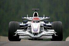 Formel 1 - Man muss verr�ckt sein, das zu tun: Robert Kubica