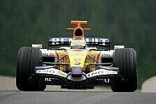 Formel 1 - Renault und die immergleichen Ziele: Weiter Wei�-Blau im visier