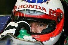 Formel 1 - Barrichello verl�ngert Vertrag um ein Jahr: Honda setzt auf Konstanz