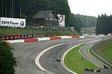 Formel 1 - Der Countdown f�r Spa l�uft: adrivo.com-Video-Rubrik