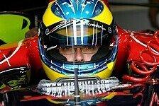Formel 1 - Bourdais ist nicht im Rennen: Spyker-Cockpit