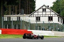 Formel 1 - Bilder: Spa-Francorchamps 10.-12. Juli - Testfahrten