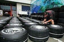 Formel 1 - Bridgestone hat sich endg�ltig festgelegt: Alles klar bis Saisonende