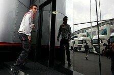 Formel 1 - Von D�rfen und Wollen - die McLaren-Mercedes-Stars