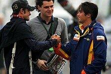 Formel 1 - Bilder: Europa GP - Donnerstag