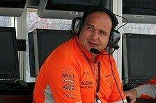 Formel 1 - Spyker �berpr�ft McQuilliams Position: Chefdesigner suspendiert