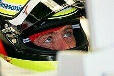 Formel 1 - Es ist besser, vorne zu stehen als hinten: Ralf Schumachers Lehrstunde