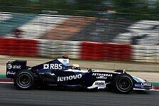 Formel 1 - Im Aufwind: Rosberg k�mpft gegen die Eifelb�en