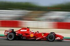 Formel 1 - Wir k�nnen uns noch verbessern: R�ikk�nens Zuversicht