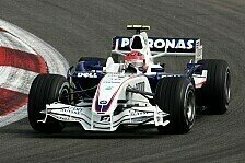 Formel 1 - Nur die Arbeit im Kopf: Kubica und Rampf