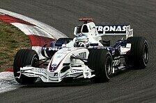 Formel 1 - Besser als erwartet: Heidfeld ist zufrieden