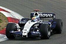Formel 1 - Nicht einfach, interessant und gut: Williams in der Eifel
