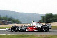 Formel 1 - Zufriedener Hamilton, hadernder Alonso: McLaren an der N�rburg