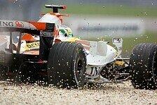 Formel 1 - Business as usual: Renault am Eifelfreitag