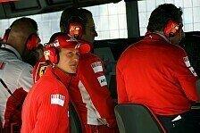 Formel 1 - Ich f�hle mich frei: Michael Schumacher erz�hlt
