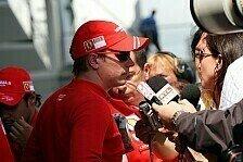 Formel 1 - Die Oma von Kimi ist da: N�rburgring