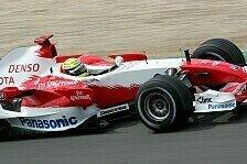 Formel 1 - Einen Sieg kann ich noch nicht versprechen...: Zufriedenheit bei Ralf Schumacher