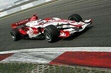 Formel 1 - Eine gesunde Rivalit�t: Super Aguri mit starkem Qualifying