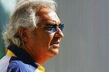 Formel 1 - Die Dokumente haben McLaren geholfen: Briatore
