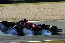 Formel 1 - Auf der Stelle getreten: Toro Rossos vermeintlicher Fortschritt
