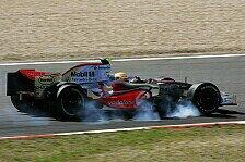 Formel 1 - Es war kein Fahrfehler: Dennis zum Unfall von Hamilton