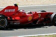 Formel 1 - R�ikk�nen auf Pole - Hamilton mit Crash: Qualifying