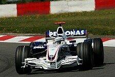 Formel 1 - Eine gute Basis: BMW Sauber im Gl�ck