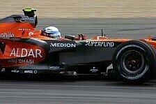 Formel 1 - Kein leichtes Los: Markus Winkelhock