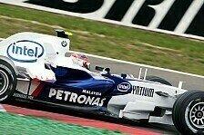 Formel 1 - BMW unangefochtene Nummer 3: Robert Kubica sieht sich best�tigt