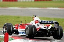 Formel 1 - Nicht aus dem Rhythmus gebracht: Schrecksekunden bei Jarno Trulli