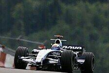 Formel 1 - Da war mehr drin: Williams knapp gescheitert
