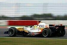 Formel 1 - Nur m��ig befl�gelt: Renaults vergebliche Jagd auf BMW