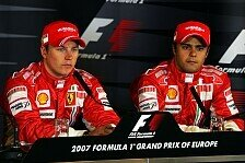 Formel 1 - Im Gedanken auch bei Hamilton und in Brasilien: Nicht nur feiern bei Ferrari