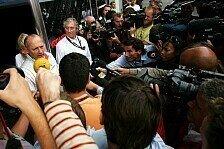 Formel 1 - Klarheit am Donnerstag